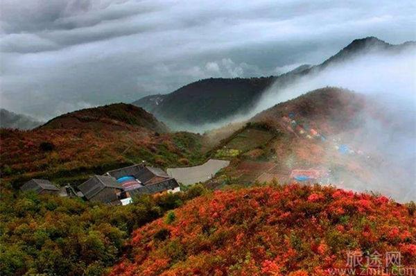 瑞安圣井山风景名胜区