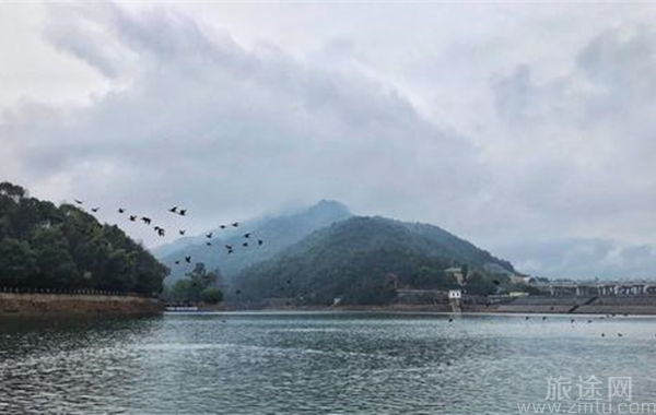 瑞安桐溪风景名胜区