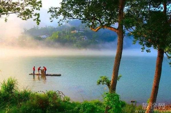 瑞安寨寮溪风景名胜区