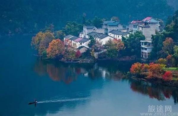 钱江源国家森林公园