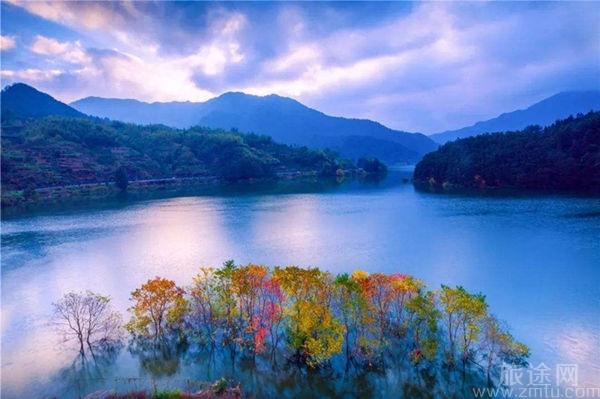 古田山国家级自然保护区