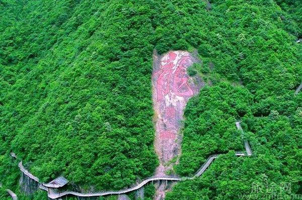 天脊龙门(龙门峡谷)