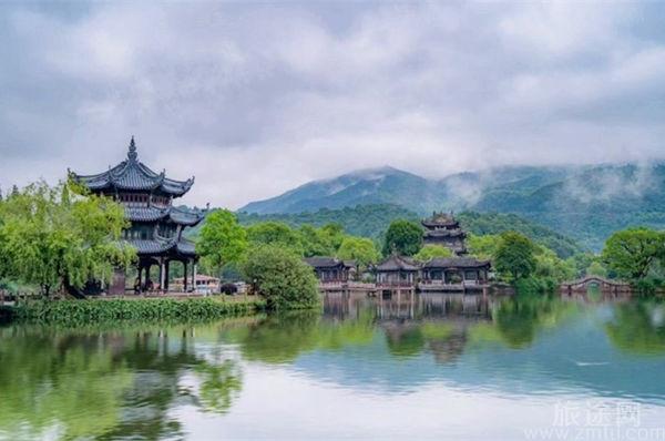 临海东湖公园