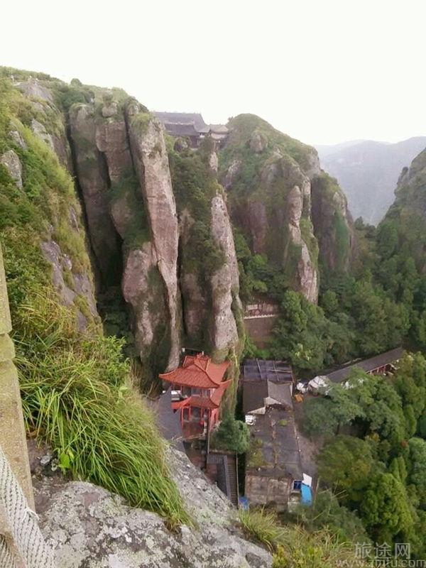 方山南嵩岩风景名胜区