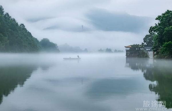 云和湖仙宫景区