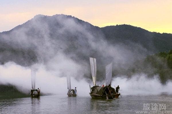 瓯江帆影摄影创作基地