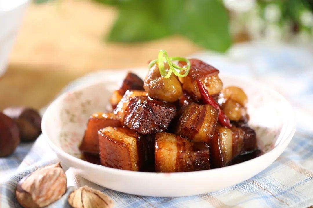 舌尖上的安吉美食:栗子烧肉