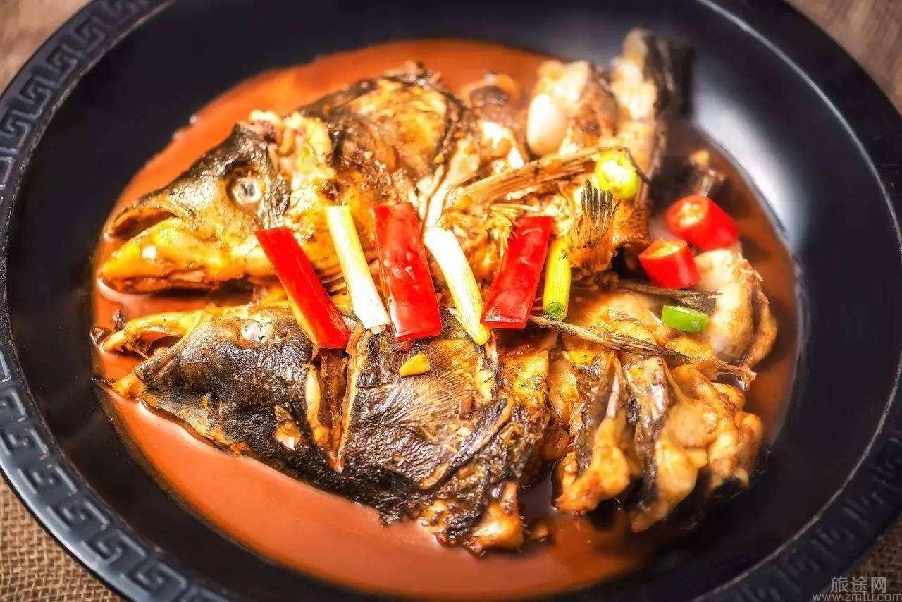 舌尖上的安吉美食:船头鱼