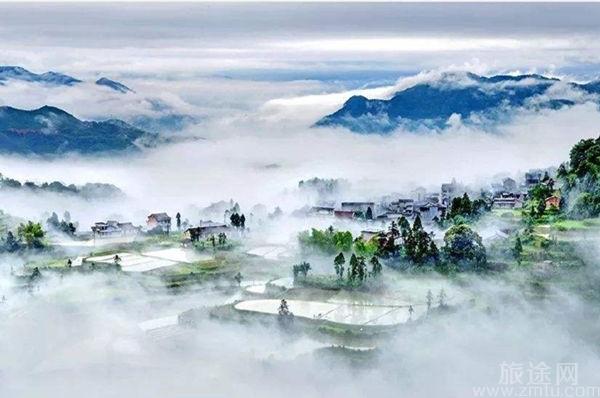 奇云山景区